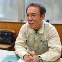蕨リサイクルセンター所長 川井