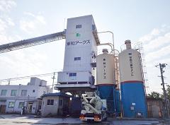 東和アークス(株)伊奈工場のプラント
