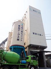 東和アークス(株)川越工場のプラント